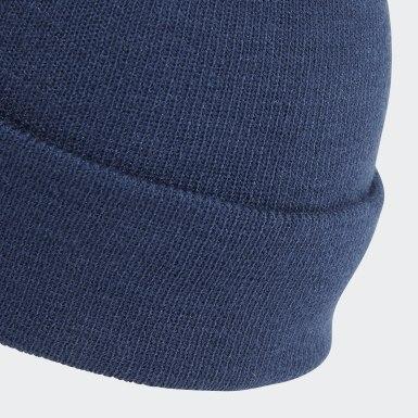 Originals Blauw Adicolor Cuff Beanie