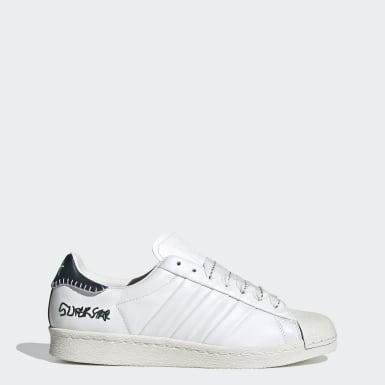 Erkek Originals Beyaz Jonah Hill Superstar Ayakkabı