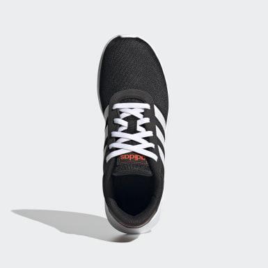Çocuklar Sport Inspired Black Lite Racer 2.0 Ayakkabı