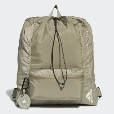 Women's adidas by Stella McCartney Beige adidas by Stella McCartney Gym Sack