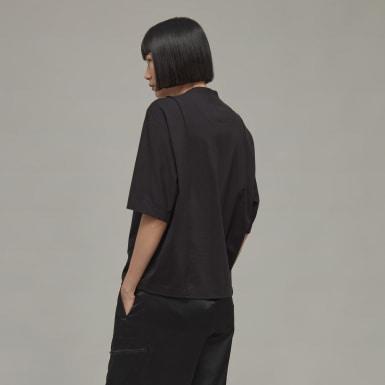T-shirt Y-3 Classic Tailored Noir Femmes Y-3