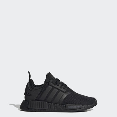 Chaussure NMD_R1 noir Adolescents Originals