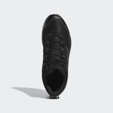 Men TERREX Grey Terrex Eastrail Mid Gore-Tex Hiking Shoes