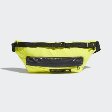 Bolsa de Cintura Sport Casual Amarelo Mulher Ténis
