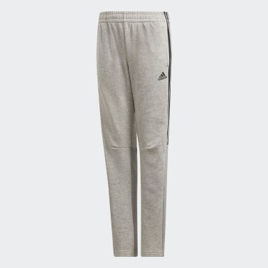 Boys Training Grey Must Haves Tiro Pants