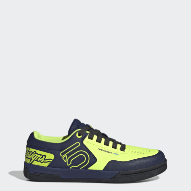 Sapatos de BTT Freerider Pro TLD Five Ten Amarelo Five Ten