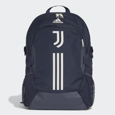 Voetbal Blauw Juventus Rugzak