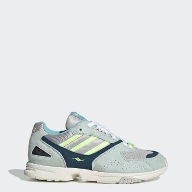 Sapatos ZX 4000 Turquesa Mulher Originals