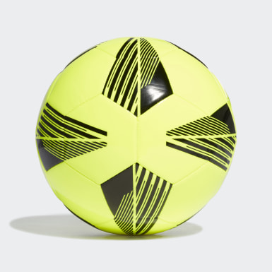 Ballon Tiro Club Jaune Football
