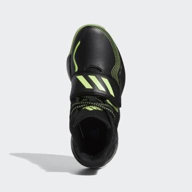 Sapatos Pro Spark 2.0 Preto Criança Basquetebol