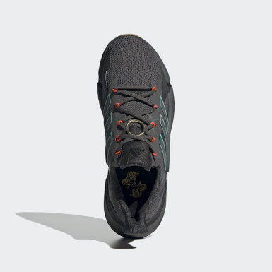 Men Running Grey X9000L4 CNY Shoes