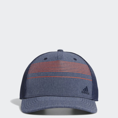 Striped Trucker Hat
