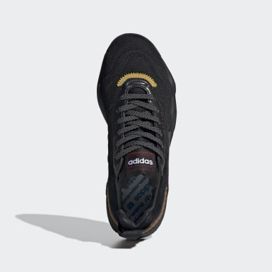 Heren Originals zwart adidas Originals by AW Turnout Trainer Schoenen