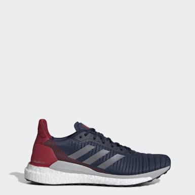 Sapatos Solar Glide 19 Azul Homem Running