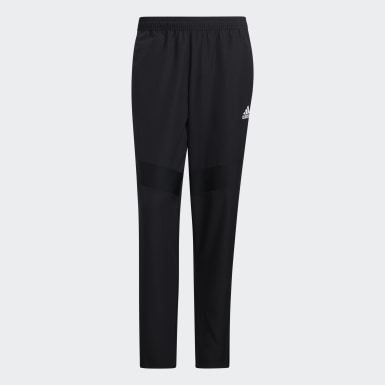 Men Football Black Tiro 19 Woven Pants