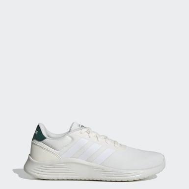 Men Running White Lite Racer 2.0 Shoes