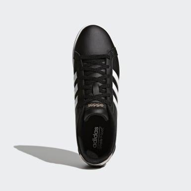 Zapatillas VS CONEO QT Negro Mujer Sport Inspired