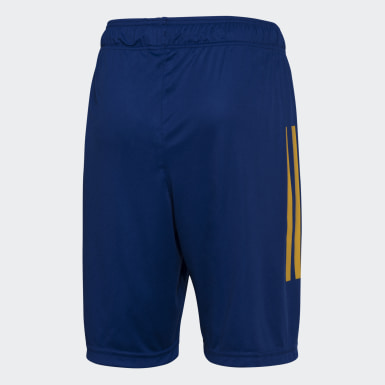 Shorts de Básquet Local Boca Juniors Azul Hombre Básquet