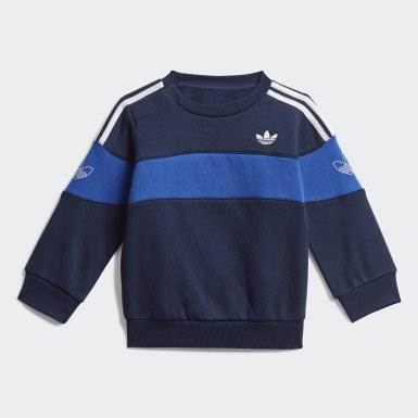 BANDRIX CREW Azul Niño Originals