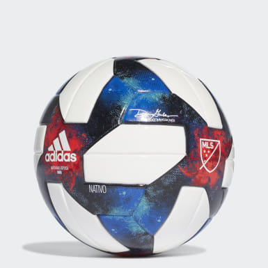 Voetbal Wit MLS MINI