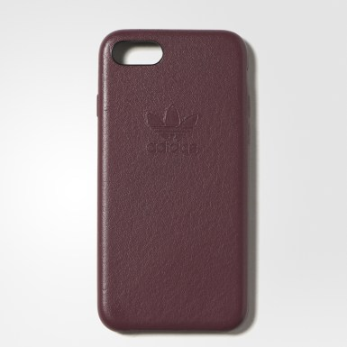 Бордовый Чехол для смартфона Leather iPhone