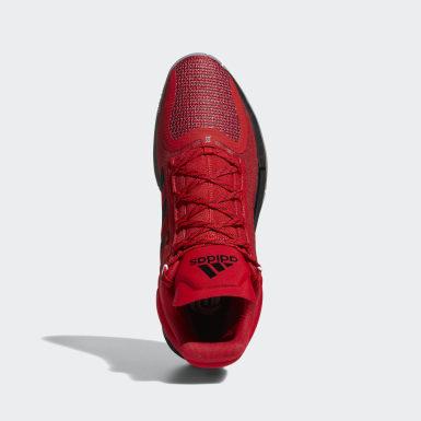 Scarpe D Rose 11 Rosso Basket