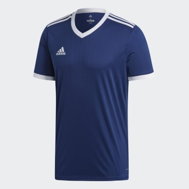 Men Football Blue Tabela 18 Jersey