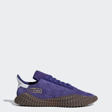 Erkek Originals Mor Kamanda 01 Ayakkabı