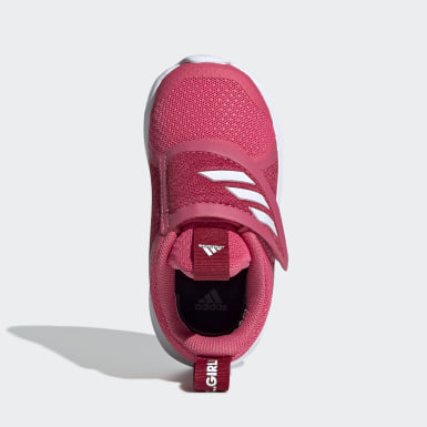 Infant Running Pink FortaRun X Shoes