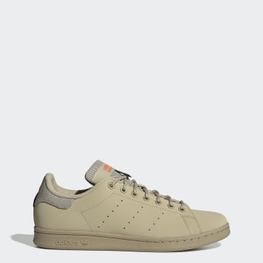 Dames Originals Beige Stan Smith Schoenen