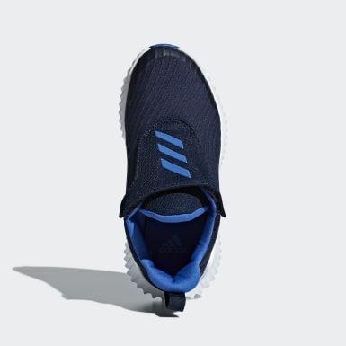 Barn Löpning Blå FortaRun Skor