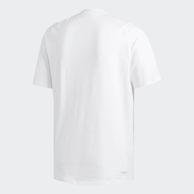 Men Yoga White FreeLift Sport Prime Lite Tee