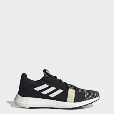 Chaussure Senseboost Go noir Course