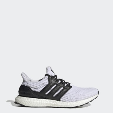 Running White Ultraboost DNA Crocodile Shoes