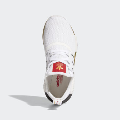 Youth Originals White NMD_R1 Tokyo Shoes