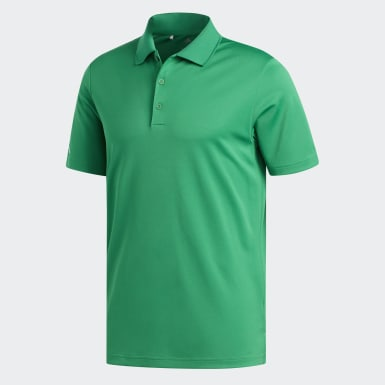 Polo Performance vert Hommes Golf