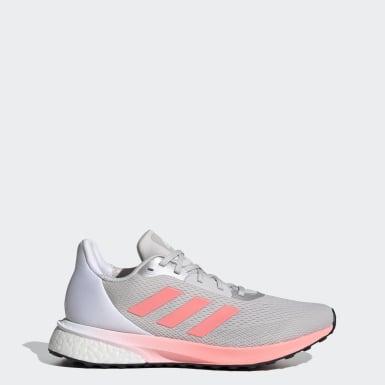 Women Running Grey Astrarun Shoes