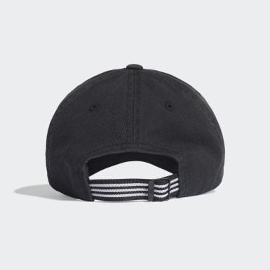 โยคะ สีดำ หมวกแก๊ป Dad