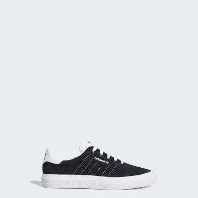 Kids Originals Black 3MC Shoes