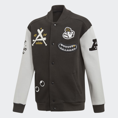 Collegiate Track Jacket