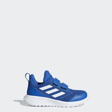 Sapatos AltaRun Azul Rapazes Running