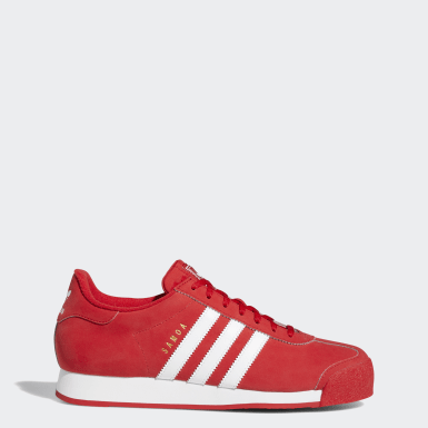 Men's Originals Red Samoa Shoes