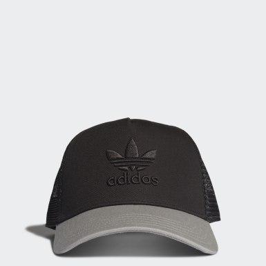 Juramento Precioso Impuro  Gorras Negras para Hombre | adidas México