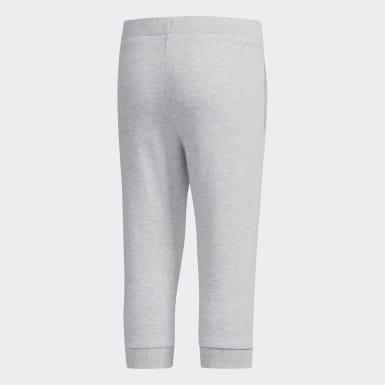 Pants 3/4 Gris Niña Training