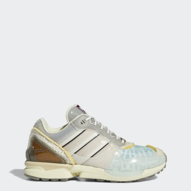 Originals Beige ZX 6000 - XZ 0006 X-Ray Inside Out Shoes
