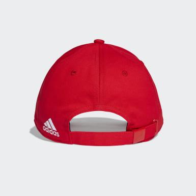 Fodbold Rød Arsenal kasket