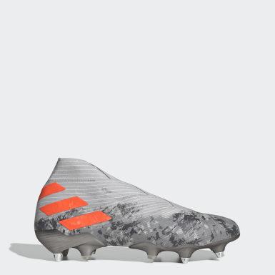 серый Футбольные бутсы NEMEZIZ 19+ Soft Ground