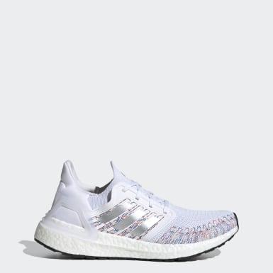 ผู้หญิง วิ่ง สีขาว รองเท้า Ultraboost 20