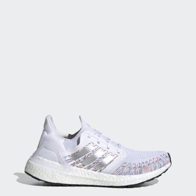 Sapatos Ultraboost 20 Branco Mulher Running