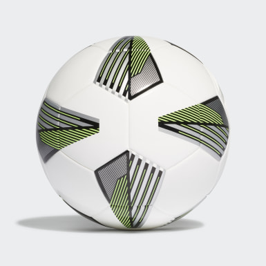 Kids Football White Tiro League Junior 290 Ball